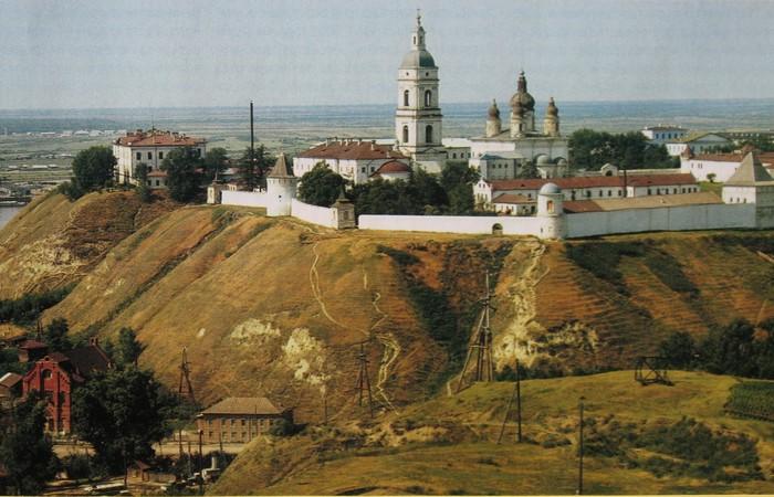Тобольск Достопримечательности фото с описанием что посмотреть маршрут на карте экскурсии
