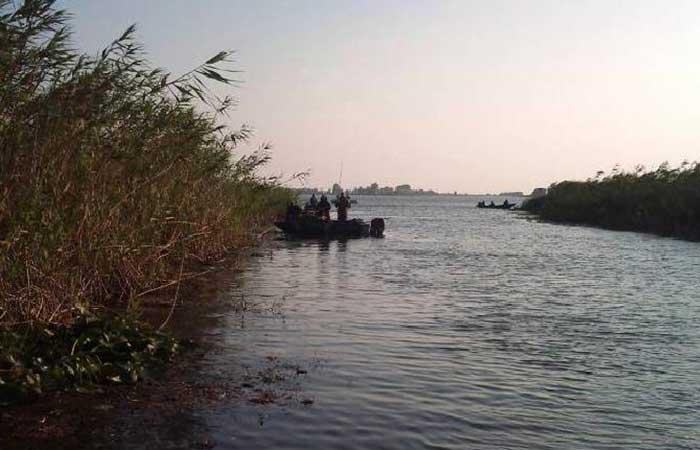 рыболовная база в троицком