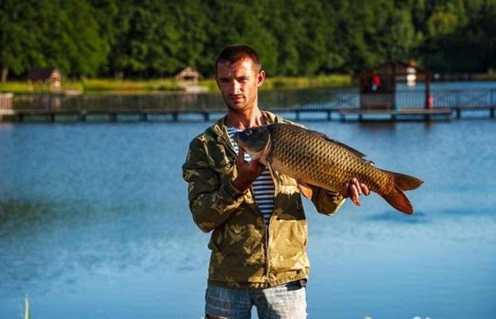 рыбалка в ростове краснодаре