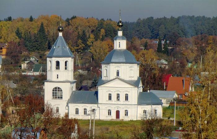 Город Верея, Московская область - путешествия на карте