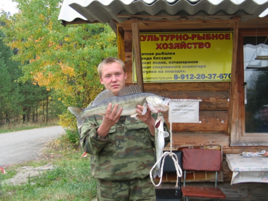 культурное рыболовное хозяйство