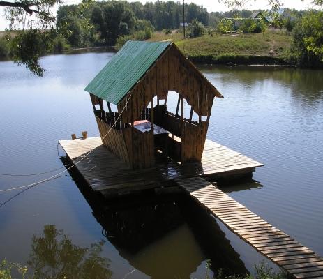как организовать рыболовный клуб