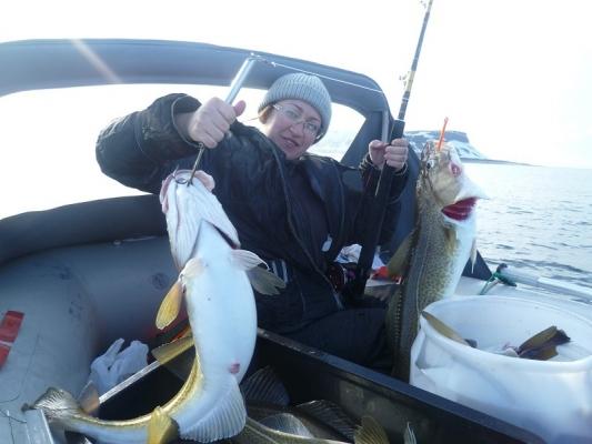 мурманск морская рыбалка лучшее время