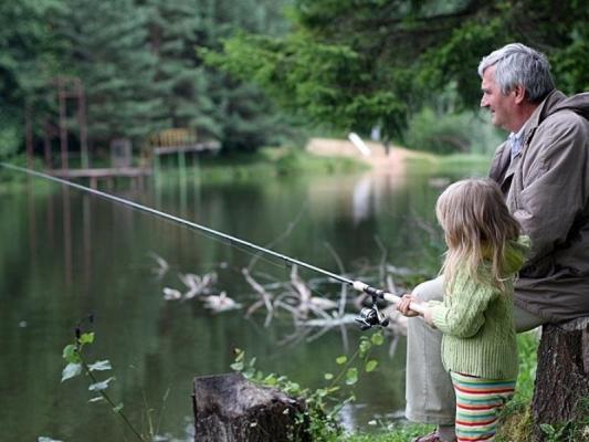 стихи про отдых на природе и рыбалку