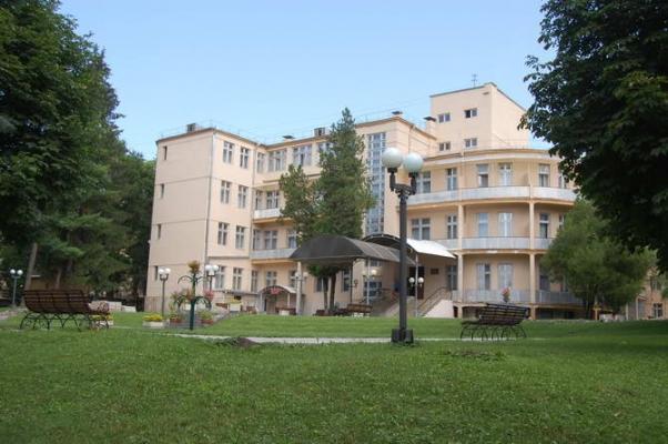 Курортный отель Дом Отдыха Сенеж Россия Солнечногорск