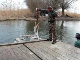 рыболовные базы для раскатах волги астрахань