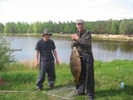 бесплатная рыбалка клинский район