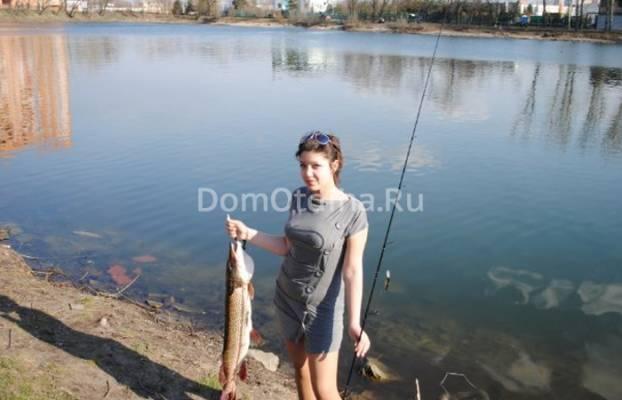 платная рыбалка в гоньбе