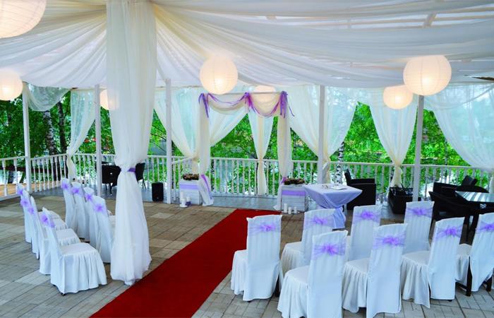 Ресторан в подмосковье на свадьбу