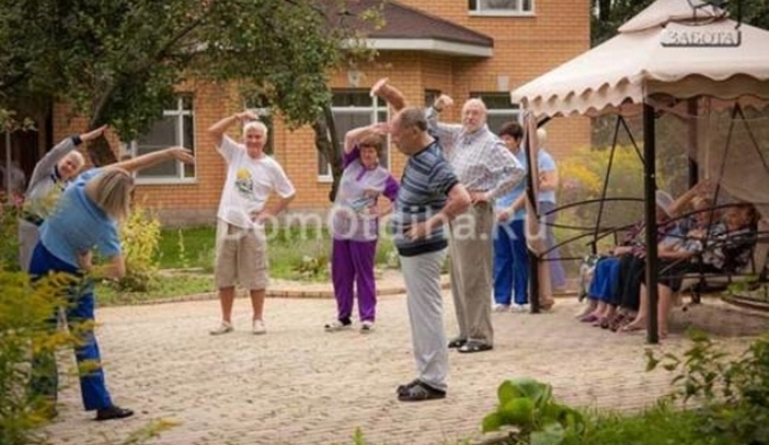Парк пансионат для пожилых людей сосновый бор моск.обл пансионатов для пожилых забота